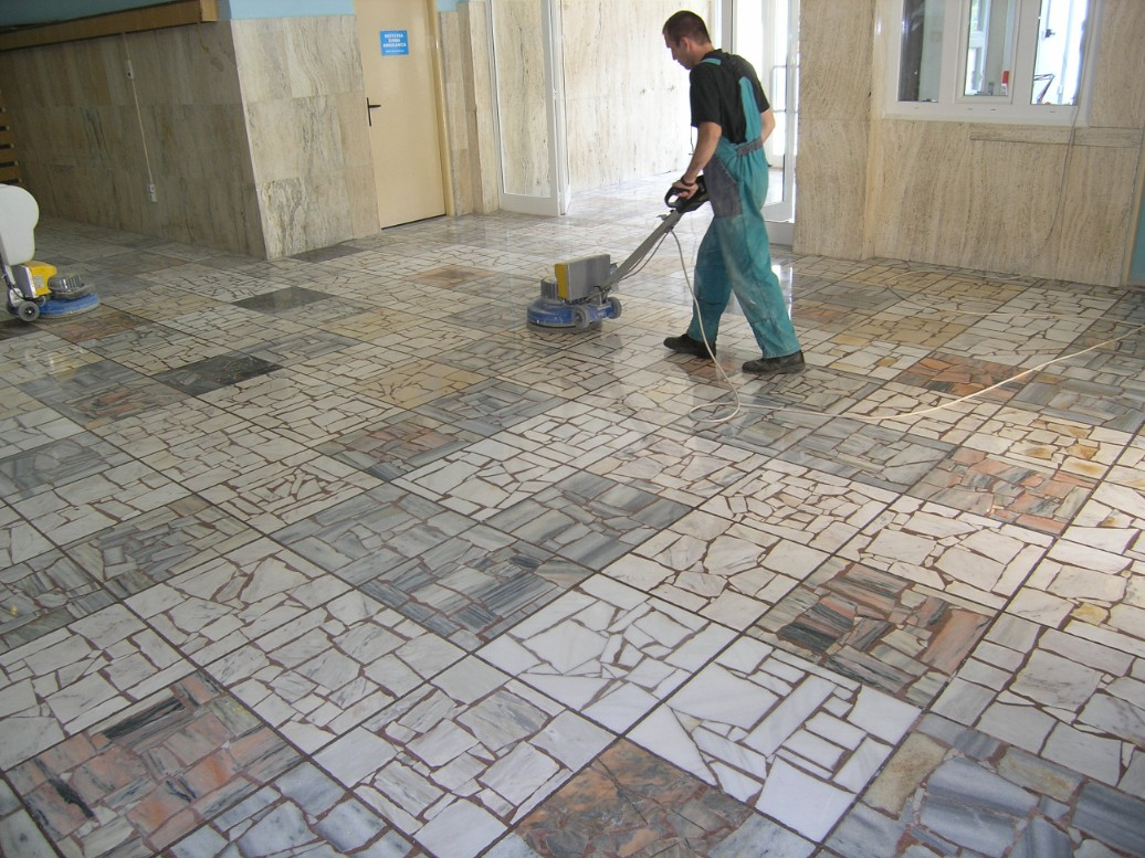Cistenie Podlah Betonboden Schleifen